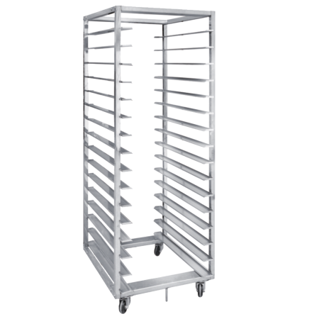 32 Trays Trolley